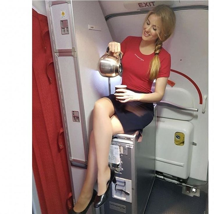 Sexy Stewardess #aviationglamourmodels