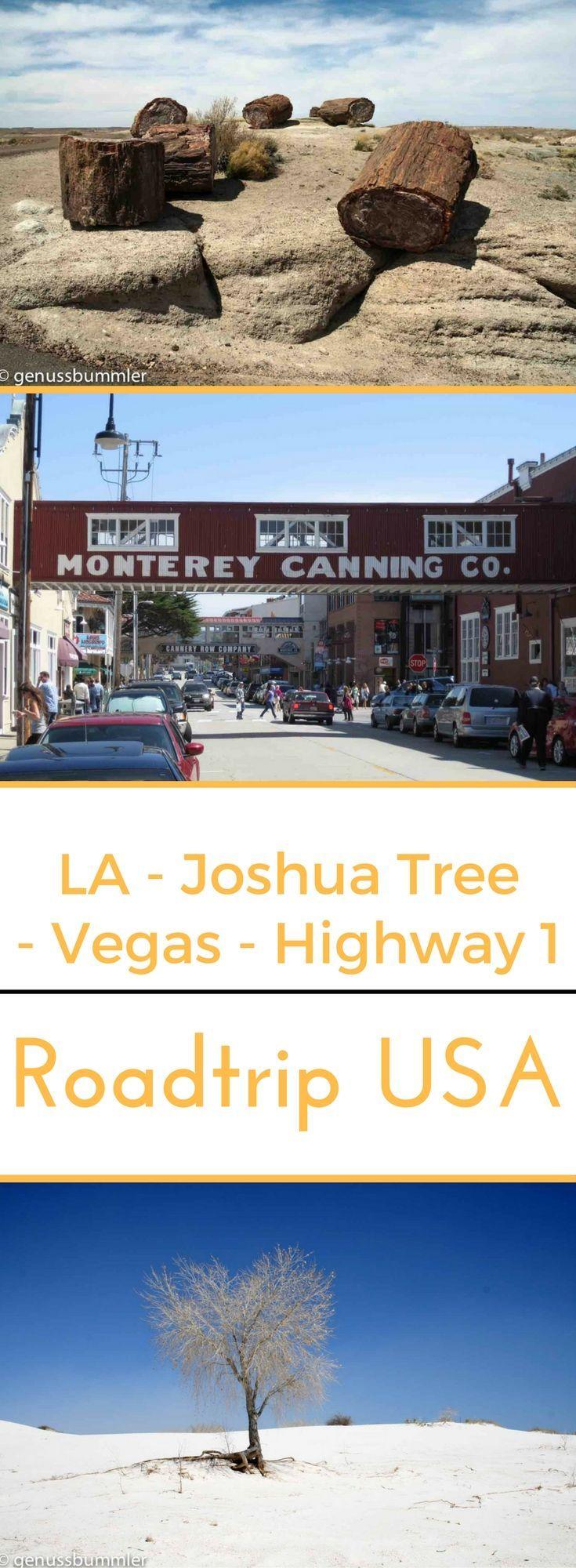 Roadtrip 2: Roadtrip durch den Südwesten der USA