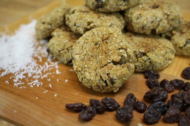 Looking for the perfect gluten free cookie? Here it is! My #GlutenFree Coconut Quinoa Cookies are a favourite in my house, now they can be in yours too. Oh Yeah!  #healthybakedgoods #plantbasedfood #recipes #poweroffood #AdamHart  http://poweroffood.com/?p=8266