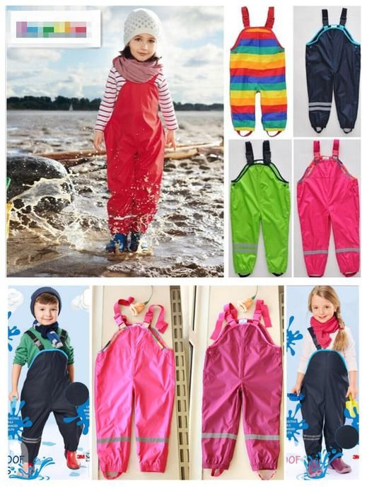 Cold Rain Overalls Clothes