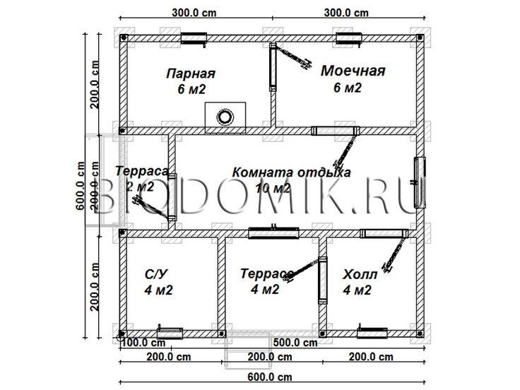 Проект 6х6 » Строим бани под ключ » Строительство в Ленобласти и Подмосковье