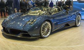 Horatio Pagani's creations are machines of carbon fiber, Mercedes AMG engines, and ideas. No matter ... - Perry Stern, Automotive Content Experience