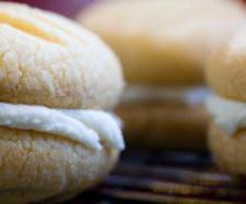 Vanilla Yoyo Biscuits - Thermomix