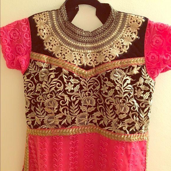 New Indian anarkali dress Brand new. Dresses Maxi