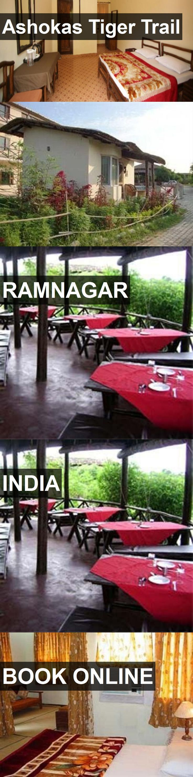 Hotel Ashokas Tiger Trail in Ramnagar, India. For more information, photos, reviews and best prices please follow the link. #India #Ramnagar #travel #vacation #hotel