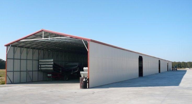 68 best steel metalstorage building images on pinterest for Top garage franchise