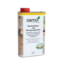 Vloeibare Onderhoudswas Reiniging en opfrissing in één - de speciale verzorging voor geoliede en gewaxte houtoppervlakken!