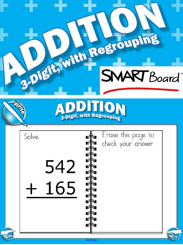 113 best Addition and Subtraction images on Pinterest | Learning ...