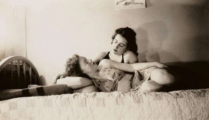 The invisibles: Archival images — sometimes poignant, sometimes playful, invariably tender — of gay and lesbian couples privately celebrating their love in an era that denied it.