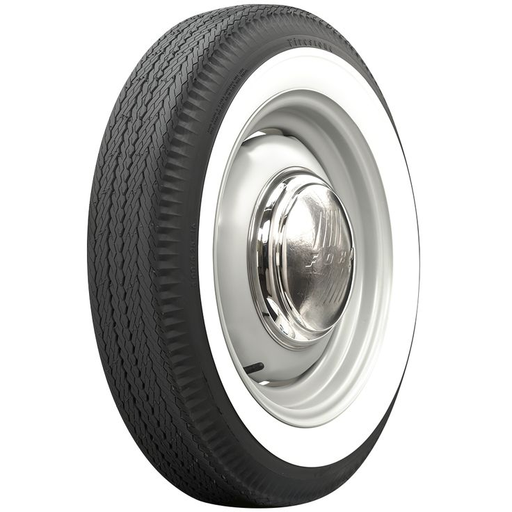 firestone deluxe champion wide whitewall tires are premium bias ply tires for classics this firestone classic car tire features original tread designs