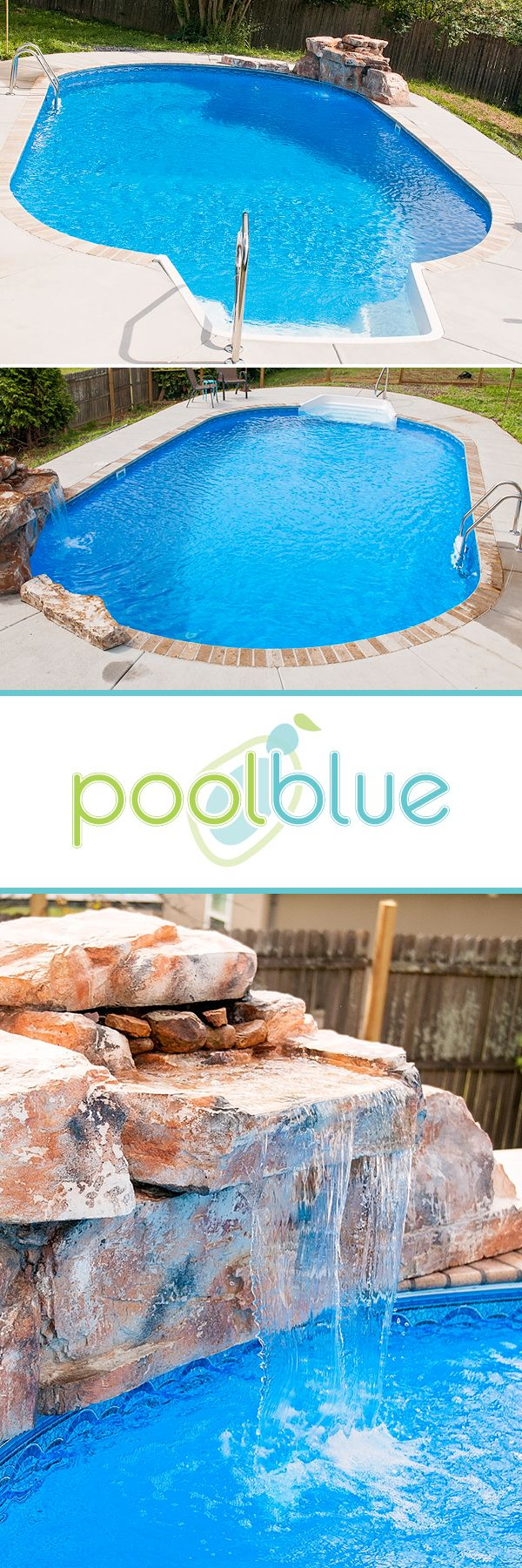 51 Best Vinyl Swimming Pools Images On Pinterest Pools