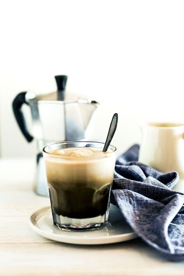 The perfect iced coffee recipe - iced coffee - caffe freddo - ricetta caffè freddo - caffè con ghiaccio - La ricetta ideale per un goloso caffè freddo
