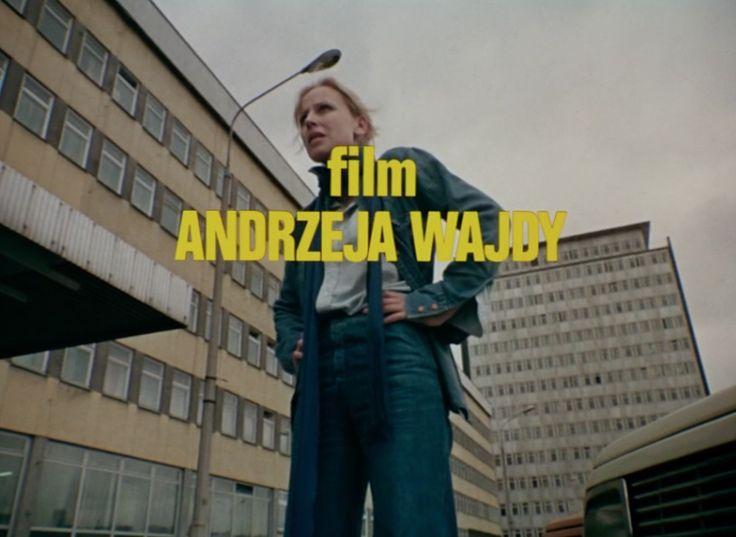 Czlowiek z marmuru (1977) by Andrzej Wajda