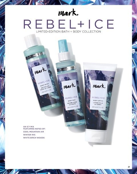 Image result for mark by avon rebel + ice