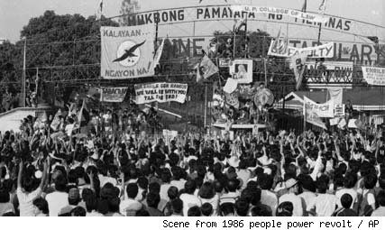 People Power Revolution 1986 | Happy 28th anniversary to the Philippines' historic peaceful People Power EDSA Revolution!