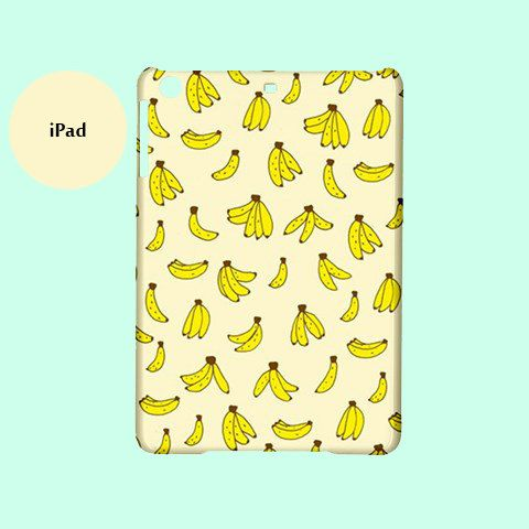 Banana iPad case,cute ipad,banana,fruit ipad,ipad mini,ipad,ipad 3 4,ipad 2,cute ipad case,ipad cover,tropical,hipster,unique,illustration,6 by FiaMiaCases on Etsy https://www.etsy.com/listing/219922080/banana-ipad-casecute-ipadbananafruit