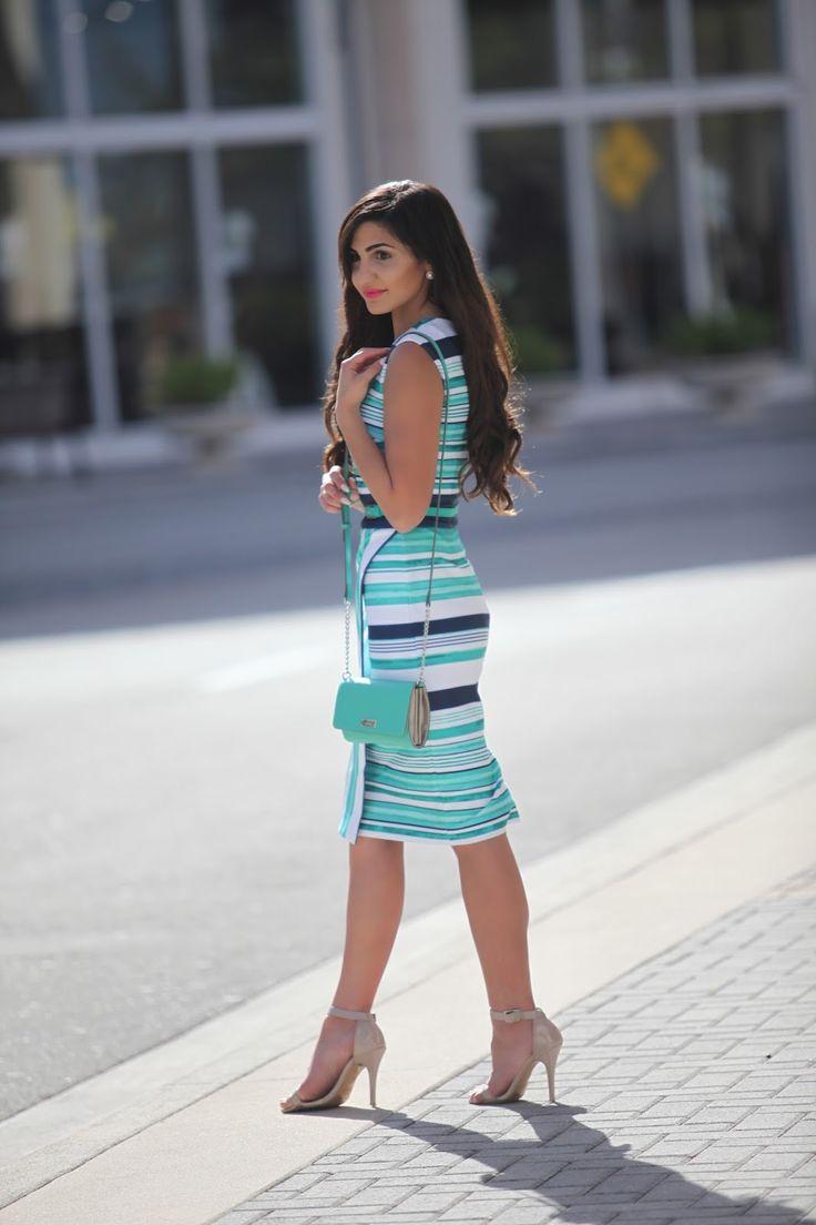 Eva Mendes Spring Collection   New York & Co   Victoria's Vision Miami fashion blogger - Victoria Rafaeli miami fashion blog fashion blogger spring eva mendes 2016
