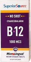 No Shot B12 & Vitamin B
