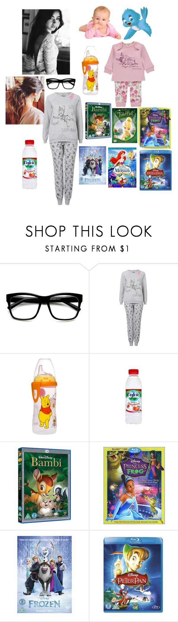 """""""Mother and Daughter Movie Day #1"""" by lost-girl-reily ❤ liked on Polyvore featuring ZeroUV and Disney"""