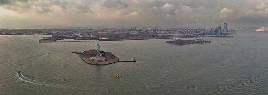 Statue of Liberty, Liberty Island, New York, USA