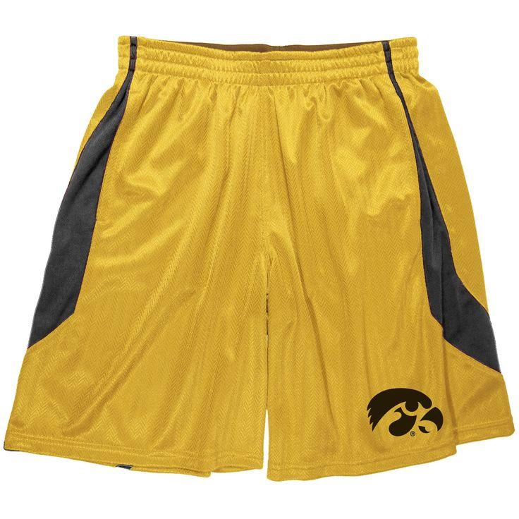 NCAA Boy's Iowa Hawkeyes Basketball Shorts