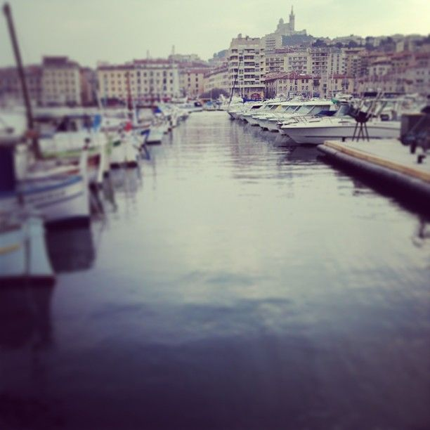 Vieux-Port , город Marseille, PACA