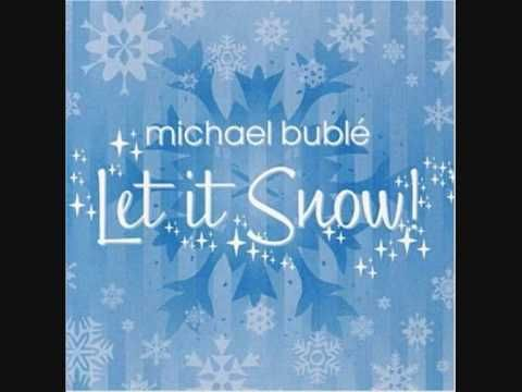 I'll Be Home for Christmas - Michael Buble. Oh goodness. I love this. Especially the (gorgeous!) key change at 1:55.