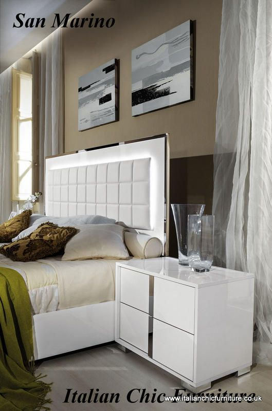 White Bedroom Furniture Uk 7 best italian chic bedroom furniture images on pinterest | free