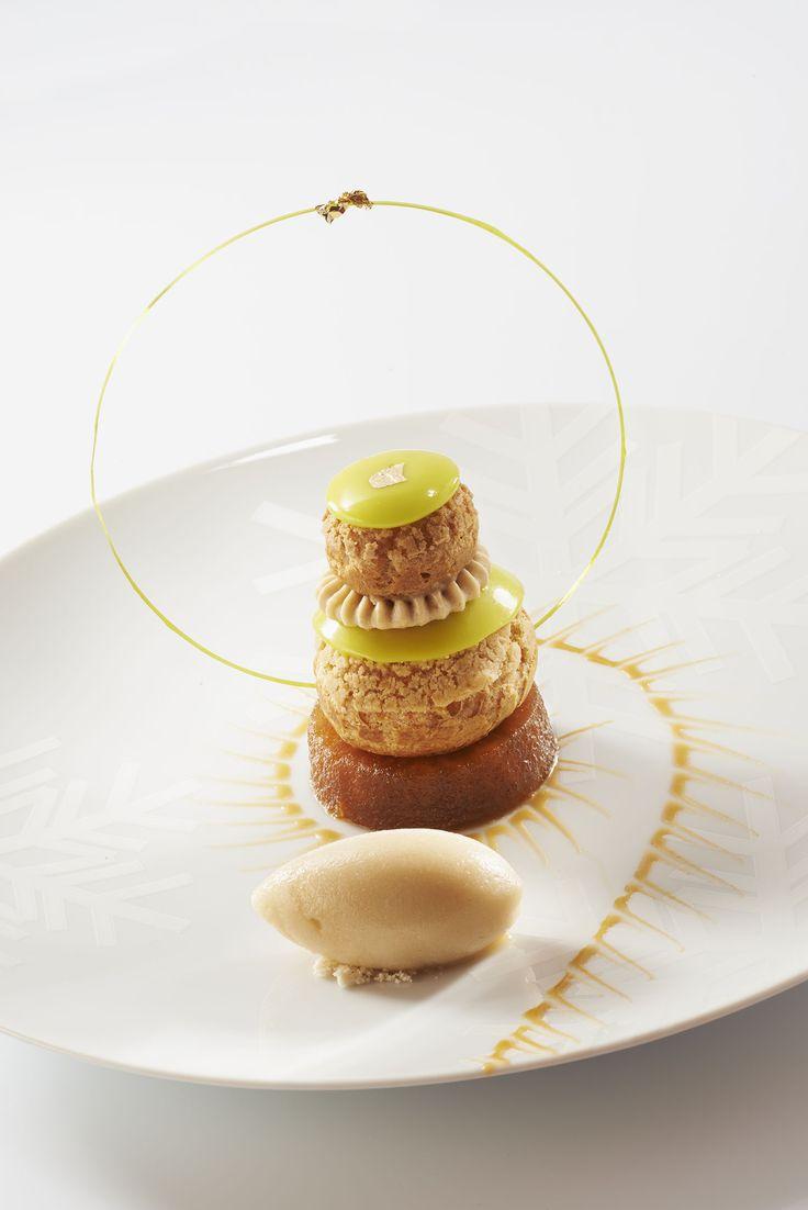 Assez 90 best dessert à l'assiette images on Pinterest | Plated desserts  NX46