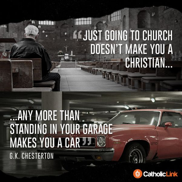 Being a Christian G.K. Chesterton