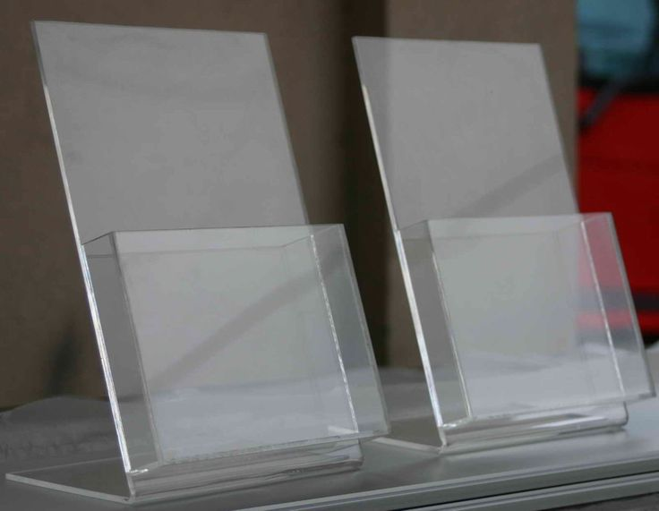 Acrylic brochure holders play an important role in efficiently displaying your pamphlets or brochures in order to inform the public about your company. Description from alleghenyoffice.com. I searched for this on bing.com/images