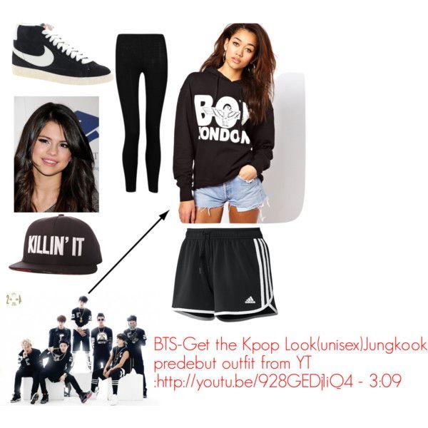 Get The Kpop Look Unisex Bangtan Boys Jungkook
