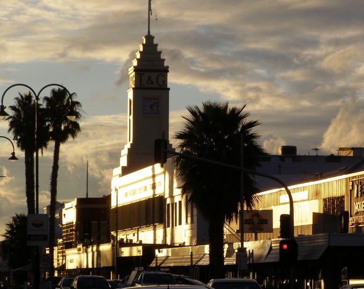 Art Deco, Mildura, Australia