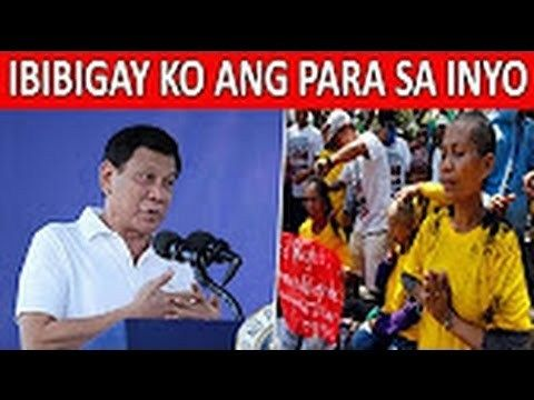 PANGULONG DUTERTE BINIGYANG PANSIN ANG MGA HINAING NG MGA MAGSASAKA!! - WATCH VIDEO HERE -> http://dutertenewstoday.com/pangulong-duterte-binigyang-pansin-ang-mga-hinaing-ng-mga-magsasaka/   News video credit to YouTube channel owners  Disclaimer: The views and opinions expressed in this video are those of the YouTube Channel owners and do not necessarily reflect the opinion or position of the site owners/FB admins.