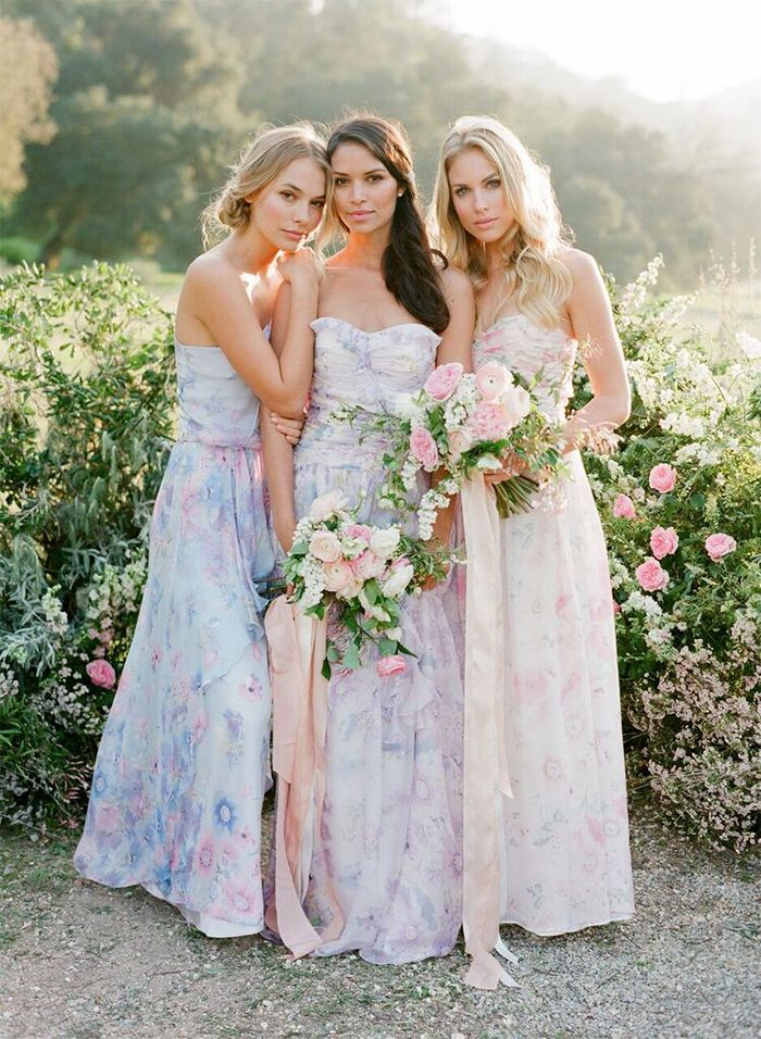 Intoxicating New Bridesmaid Dresses from PPS Couture
