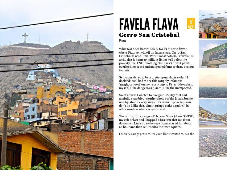 my photo // writeup of Cerro San Cristobal, Lima, Peru @  http://triptea.se/lbpwo