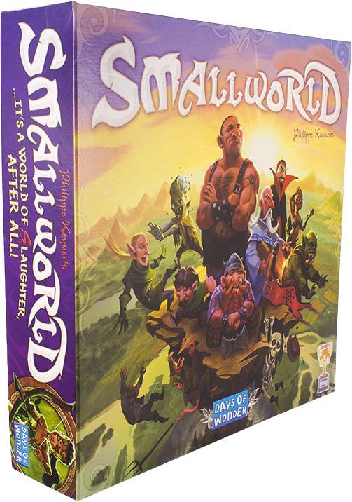 Настольная игра - Маленький Мир (SmallWorld)