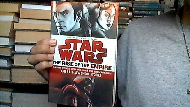 Details About The Rise Of The Empire Star Wars By James Luceno John Jackson Miller With Images Star Wars Han Solo Star Wars Empire