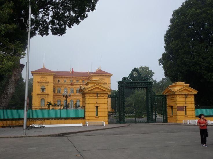 Ho Chi Min Residence #hanoi