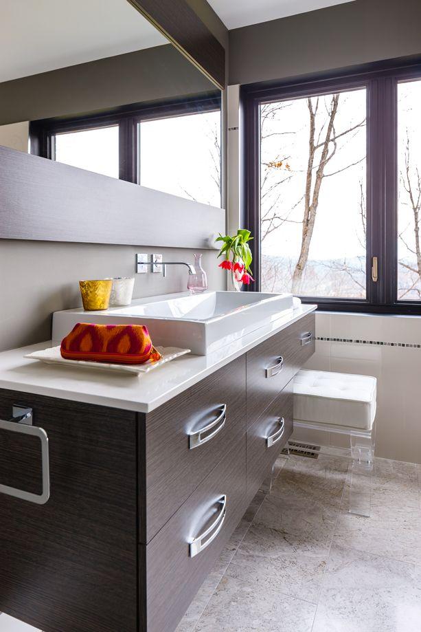 126 best images about salles de bains d cormag on - Salle de bain rectangulaire ...
