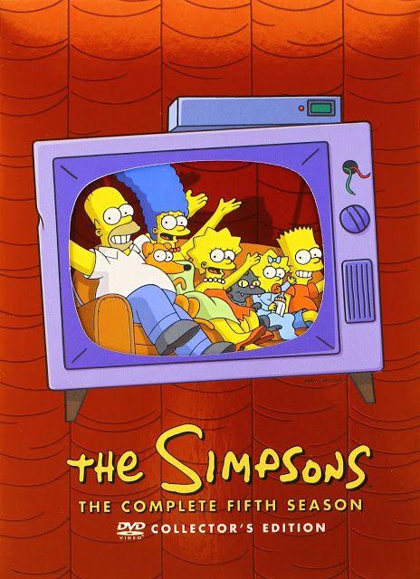 Os Simpsons 5ª Temporada 720p Dublado Torrent