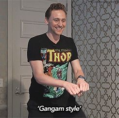 "51 Reasons 2013 Was The Best Year Ever To Be A Nerd............... If Tom Hiddleston cant convert you into a nerd with the ""Snake Hips"" then there's no hope for you."