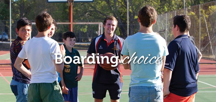 Downlands College I Boarding choice