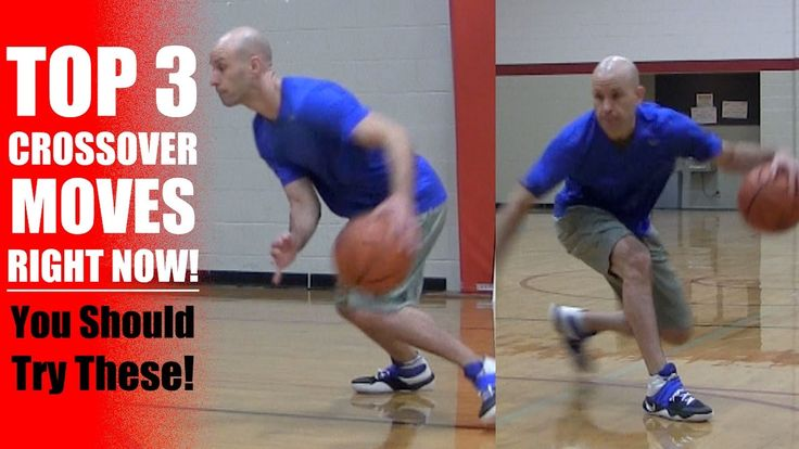 How to do a Crossover Dribble in Basketball ...