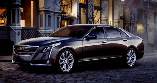 2019 Cadillac CT8 Review