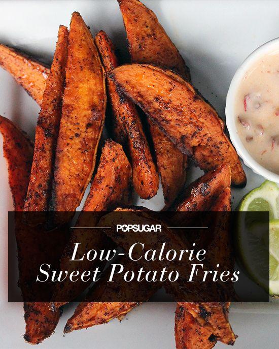 Baked Sweet Potato Fries For BBQ Bliss
