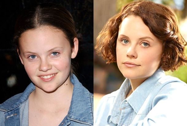 Sarah Ramos as Haddie Braverman #Parenthood... She was in American Dreams-loved it and miss that show!