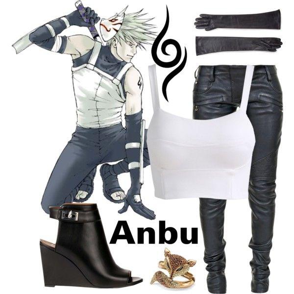 Naruto: Kakashi (Anbu)