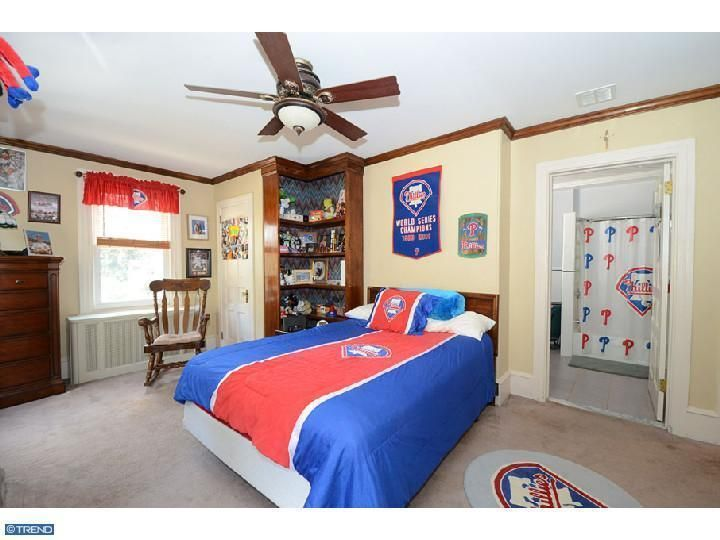 Phillies Room For The Youngest Of Baseball Fans Haverford Pa Prufoxroach