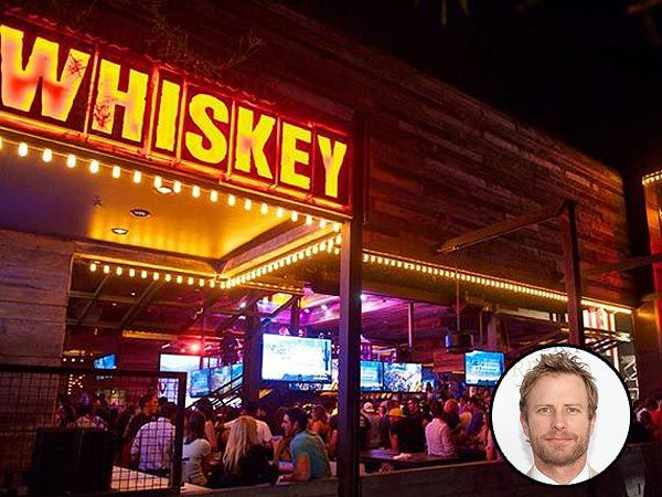 Drink & Dine: 9 Bars and Restaurants Opened By Hollywood's Hottest Stars | DIERKS BENTLEY, WHISKEY ROW | In the mood for corn cakes, picklebacks and country music? Then you're in luck if you nab a seat at Dierks Bentley's bar, located in the heart of Phoenix. In addition to the Southwestern-inspired cuisine, patrons can choose from a drink list featuring 40 different types of whiskey and Bentley's signature mixers.